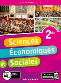 Sciences Économiques et Sociales 2de (2019) - Pochette élève