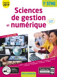 Sciences de gestion et numérique 1re STMG (2019) - Réseaux STMG - Pochette élève non détachable