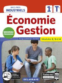 Économie-Gestion 1re, Tle Bacs Pros Industriels (2020) - Pochette élève