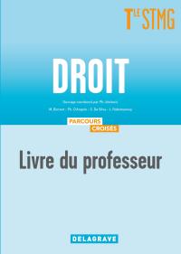 Droit Tle STMG (2020) - Manuel - Livre du professeur