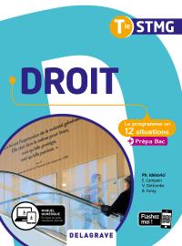 Droit Tle STMG (2020) - Pochette élève