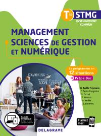 Management, Sciences de gestion et numérique Tle STMG (2020) - Pochette élève