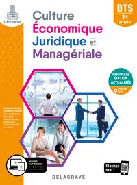 Culture économique, juridique et managériale (CEJM) 1re année BTS (2020) - Pochette élève