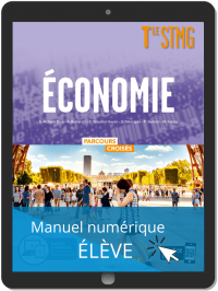 Économie Tle STMG (2020) - Manuel - Manuel numérique élève