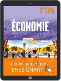 Économie Tle STMG (2020) Manuel - Manuel numérique enseignant