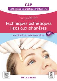 Techniques esthétiques liées aux phanères - Pôle 2 - CAP ECP (2021) - Pochette élève
