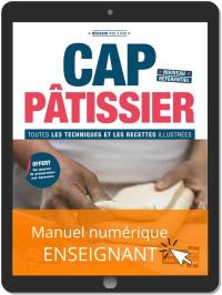 CAP Pâtissier (2020) - Manuel - Manuel numérique enseignant