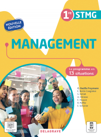 Management 1re STMG (2021) - Pochette élève