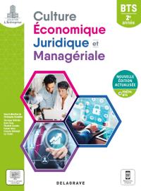 Culture économique, juridique et managériale (CEJM) 2e année BTS (2021) - Pochette élève