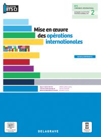 Mise en œuvre des opérations internationales, BTS Commerce international (2021) - Pochette élève