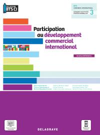 Participation au développement commercial international, BTS Commerce international (2021) - Pochette élève