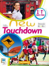 New Touchdown 1re, Tle Bac Pro (2014) - Manuel élève