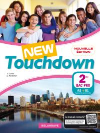 New Touchdown 2de Bac Pro (2018) - Manuel élève