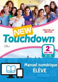 New Touchdown 2de Bac Pro (2018) - Manuel - Manuel numérique élève