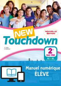New Touchdown 2de Bac Pro (2e ed. 2018) - Manuel numérique élève