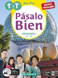 Pásalo Bien Espagnol 1re, Tle Bac Pro (2020) - Pochette élève