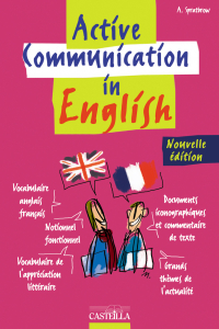 Active communication in English 1re, Tle (2011) - Manuel élève